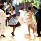Corbin Bleu, Monique Coleman, Vanessa Hudgens, and Zac Efron in High School Musical 3: Senior Year (2008)