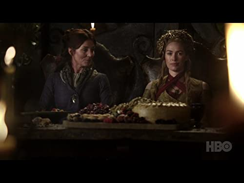 Game of Thrones: Cersei and Sansa Meet