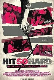 Hit So Hard Poster