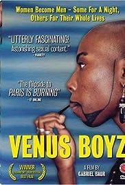 Venus Boyz Poster