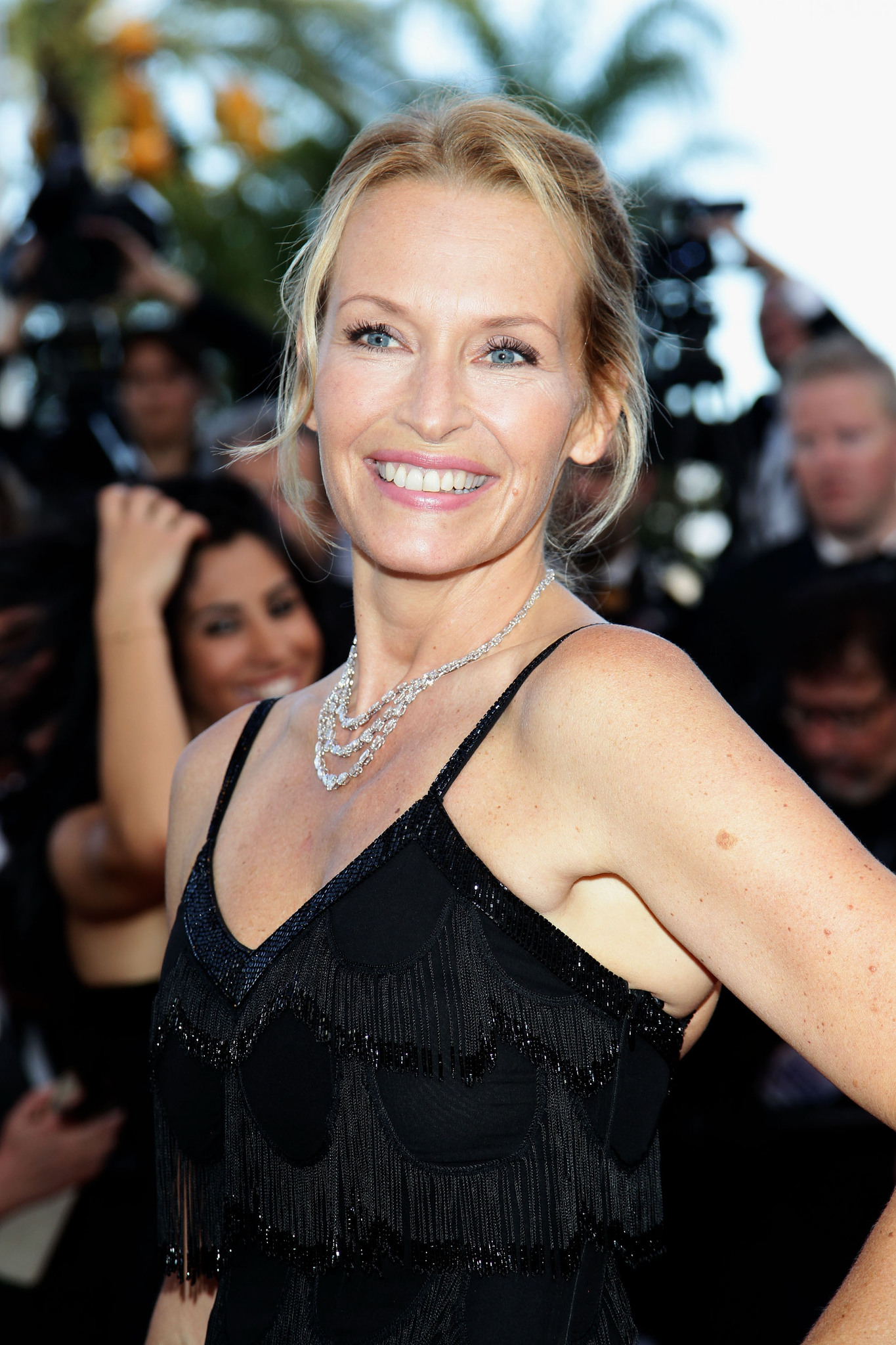 Estelle Lefébure at an event for On the Road (2012)