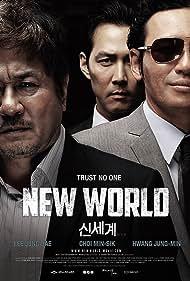 Sinsegye (2013) Poster - Movie Forum, Cast, Reviews
