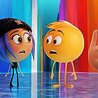 James Corden, Anna Faris, and T.J. Miller in The Emoji Movie (2017)