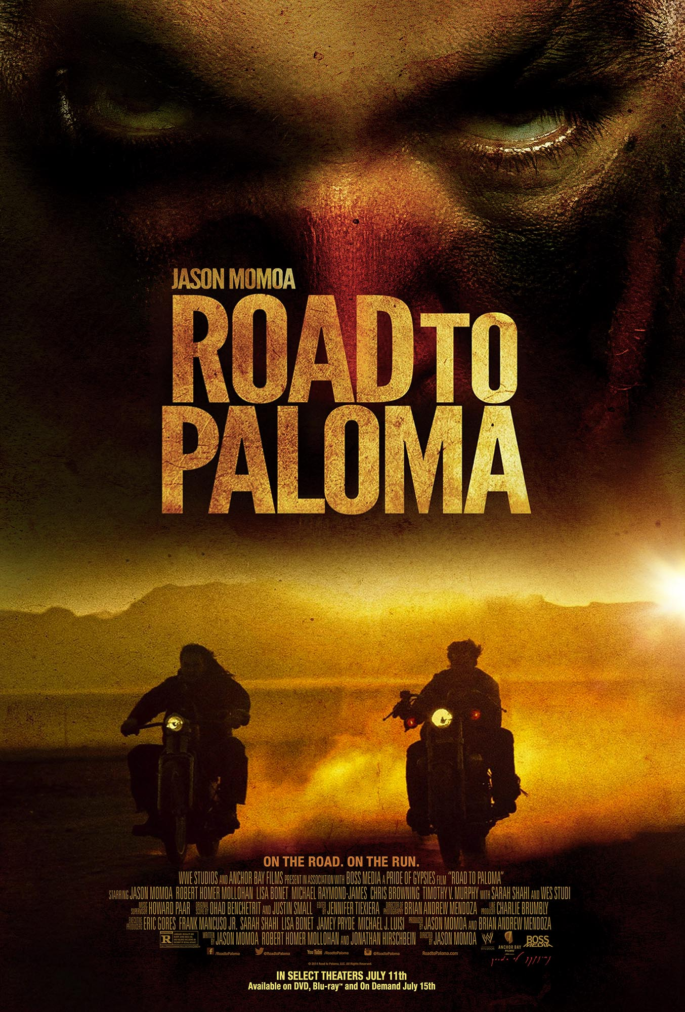 Image result for Road to Paloma (2014)
