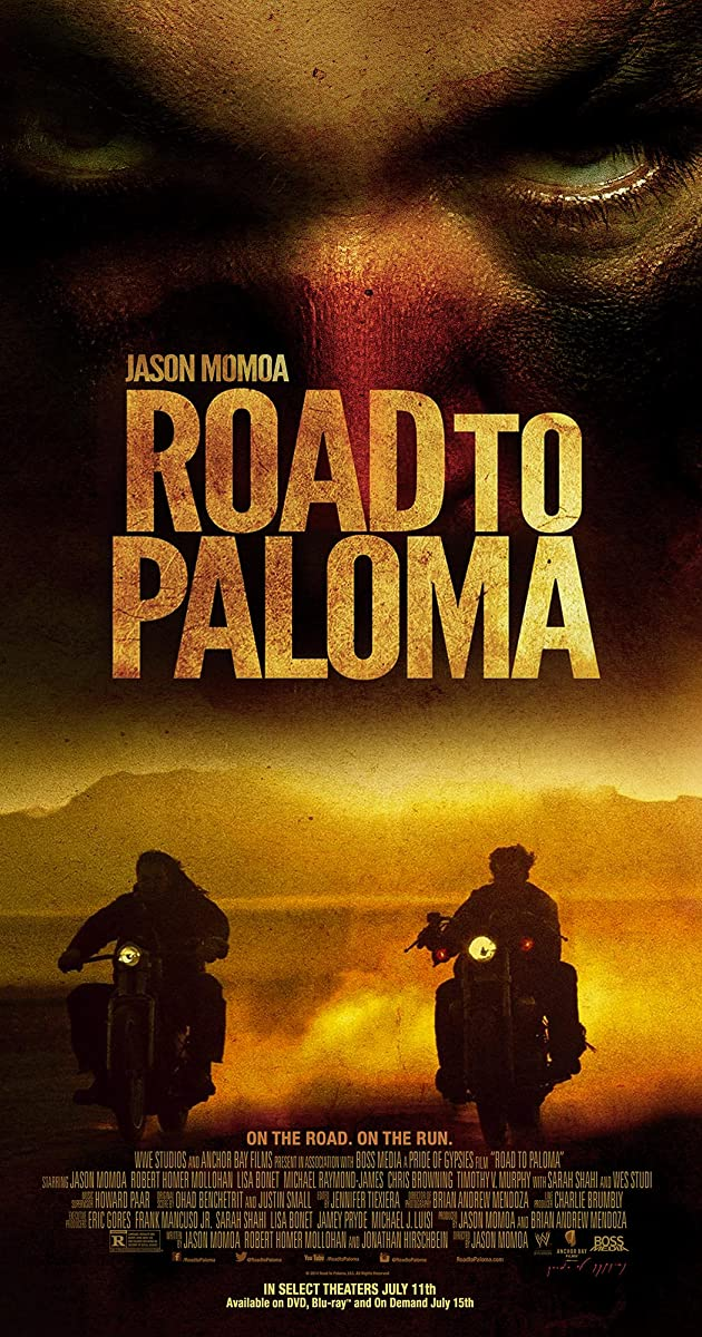 Subtitle of Road to Paloma