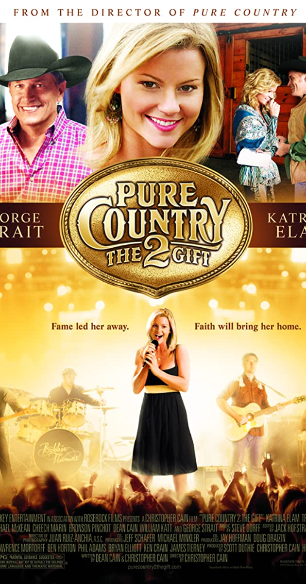 Subtitle of Pure Country 2: The Gift