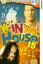 WWF in Your House: A Cold Day in Hell