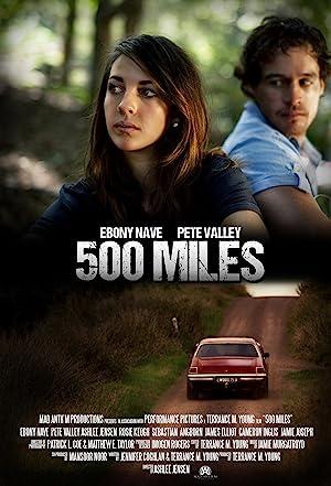 Where to stream 500 Miles