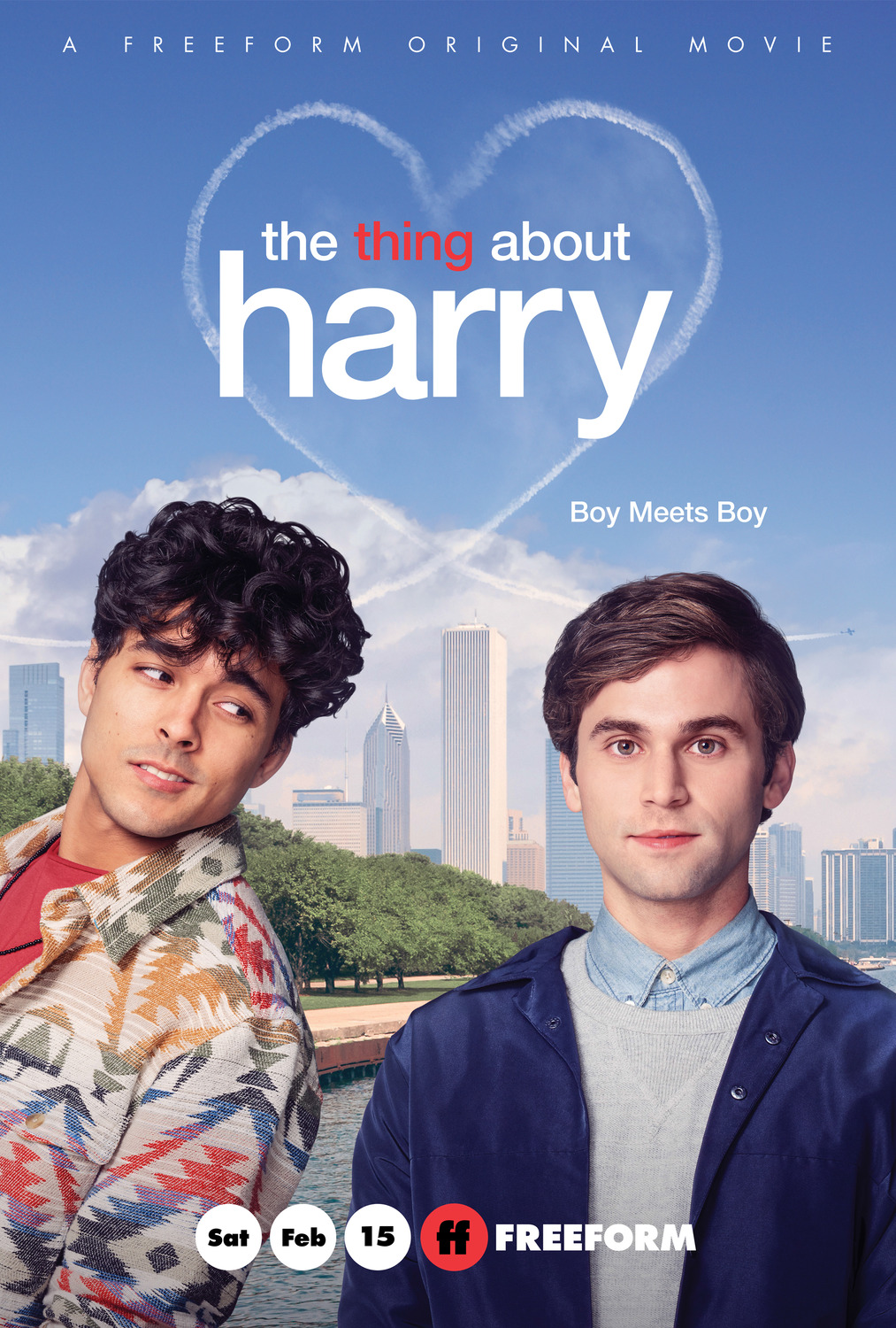 SMULKMENA APIE HARĮ (2020) / The Thing About Harry