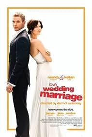 Mandy Moore and Kellan Lutz in Love, Wedding, Marriage (2011)