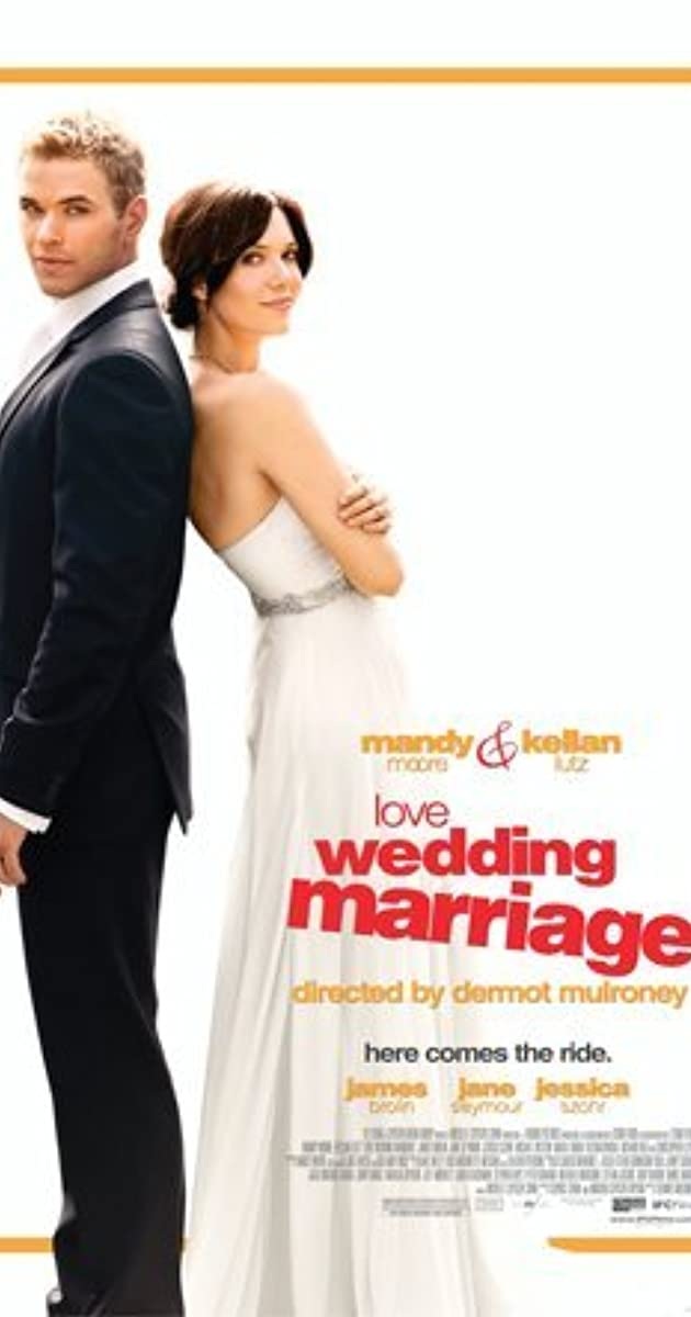 1d89c3bd8 Love, Wedding, Marriage (2011) - IMDb