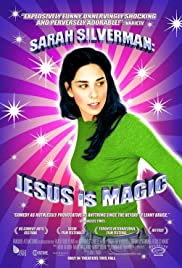 Sarah Silverman: Jesus Is Magic(2005) Poster - Movie Forum, Cast, Reviews