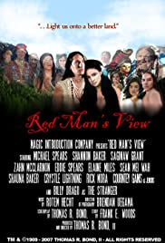 The Red Man's View Poster