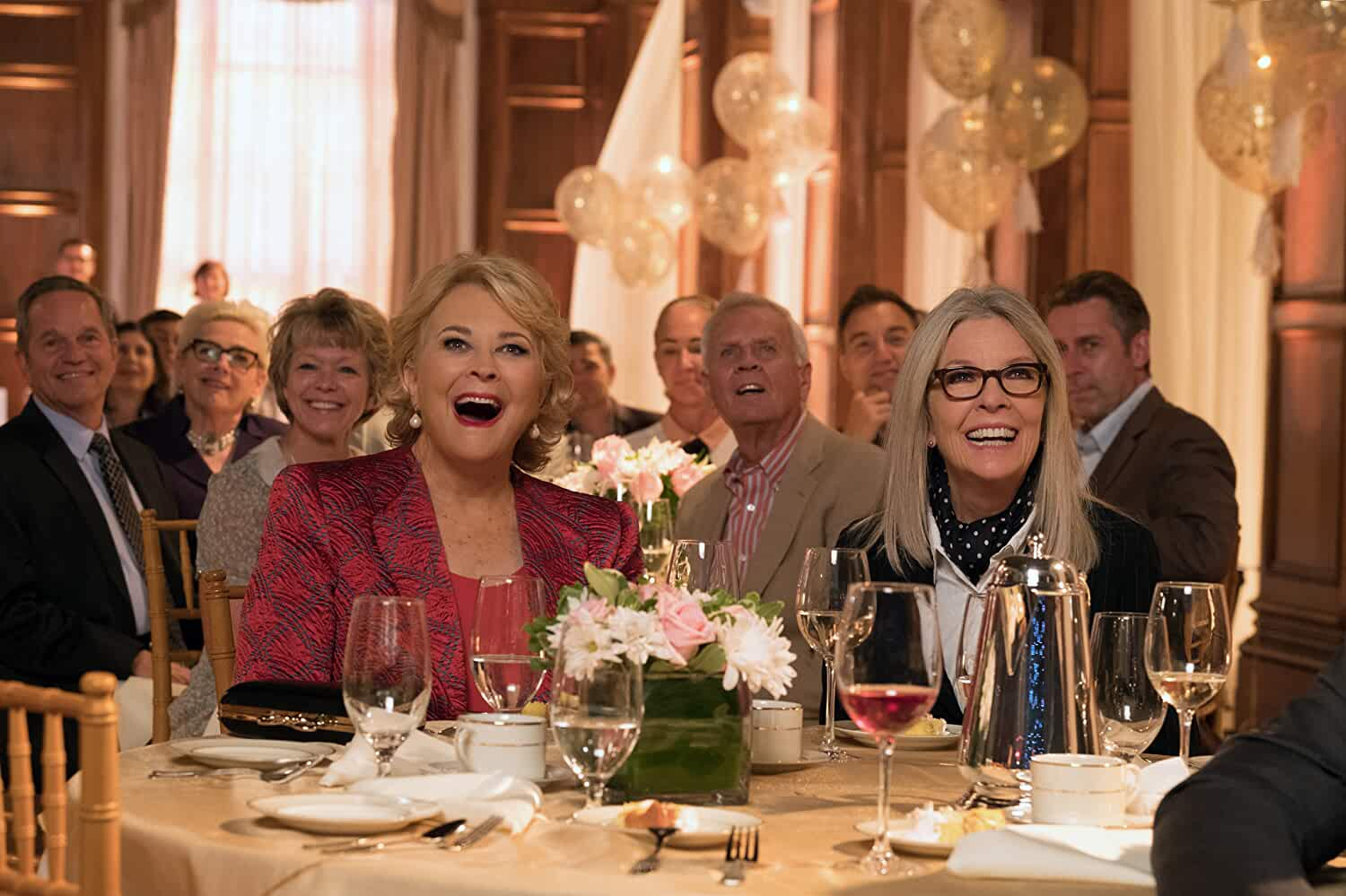 Candice Bergen and Diane Keaton in Book Club (2018)