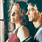 Sigourney Weaver and David Strathairn in A Map of the World (1999)