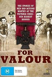 For Valour Poster