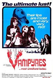 Vampyres (1974) Poster - Movie Forum, Cast, Reviews