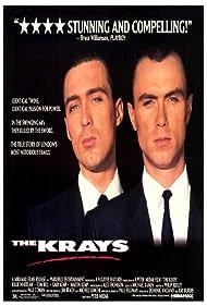 Gary Kemp and Martin Kemp in The Krays (1990)