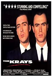 The Krays (1990) Poster - Movie Forum, Cast, Reviews