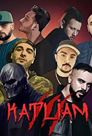 Canbay, Wolker, Sarp Palaur, Defkhan, Rota, Massaka, Yener Çevik, Anil Piyanci, Sansar Salvo, Hayki, and Dr. Fuchs in Katliam III (2019)