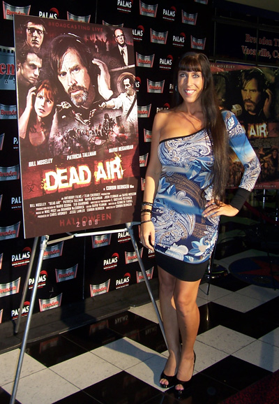 Dead Air Premiere at Trinity of Terrors in Las Vegas