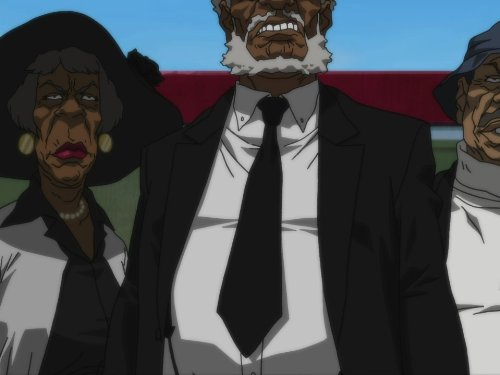 The Boondocks Stinkmeaner 3 The Hateocracy Tv Episode 2010 Imdb