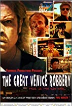 Primary image for The Great Venice Robbery