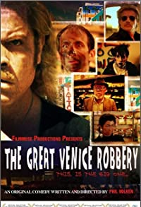 Primary photo for The Great Venice Robbery