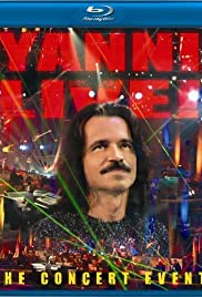 Yanni Live! The Concert Event Poster