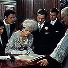 Sophia Loren, Marcello Mastroianni, Generoso Cortini, Vito Moricone, and Gianni Ridolfi in Matrimonio all'italiana (1964)