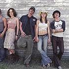 Jessica Biel, Jonathan Tucker, Eric Balfour, Erica Leerhsen, and Mike Vogel in The Texas Chainsaw Massacre (2003)