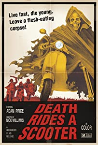 Movies itunes download Death Rides a Scooter UK [1920x1200]