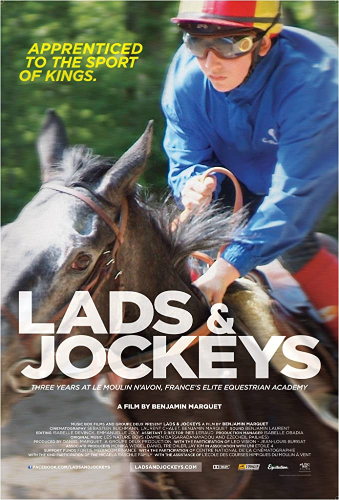 Lads & Jockeys (2008)