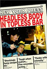 Headless Body in Topless Bar (1995) Poster - Movie Forum, Cast, Reviews