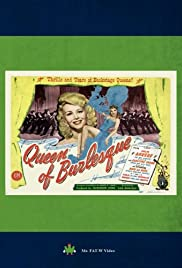 Queen of Burlesque Poster