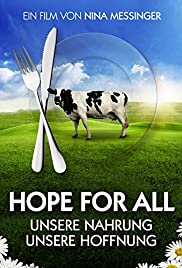 Hope for All: Unsere Nahrung - unsere Hoffnung Poster