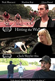 Hitting the Wall Poster