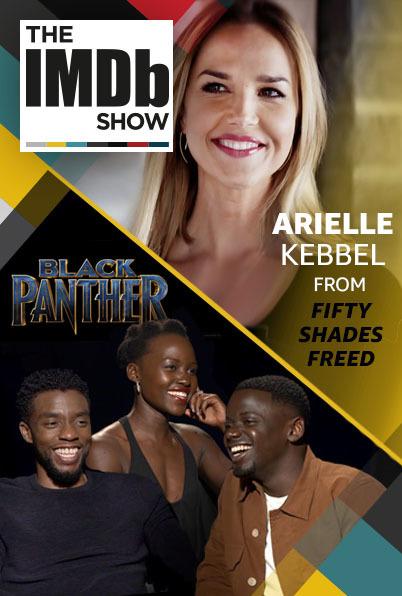 Arielle Kebbel in The IMDb Show (2017)