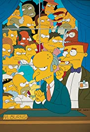 Who Shot Mr. Burns? Part One Poster