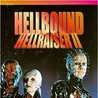 Doug Bradley, Nicholas Vince, and Barbie Wilde in Hellbound: Hellraiser II (1988)