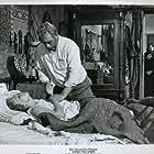 Anthony Quinn and Lila Kedrova in Alexis Zorbas (1964)