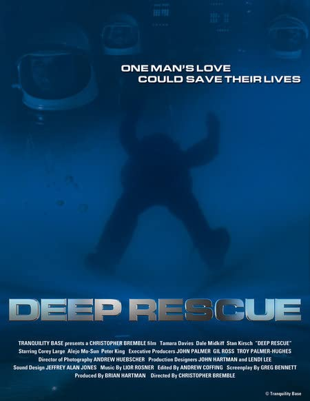 Deep Rescue (2005) Hindi Dubbed