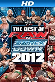 WWE: The Best of Raw & SmackDown 2012, Volume 1 Poster
