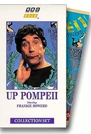 Up Pompeii! Poster
