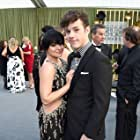 Ariel Winter and Nolan Gould at an event for 21st Annual Critics' Choice Awards (2016)