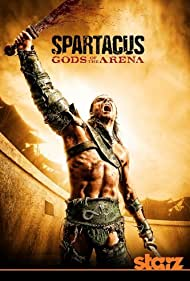 Dustin Clare in Spartacus: Gods of the Arena (2011)