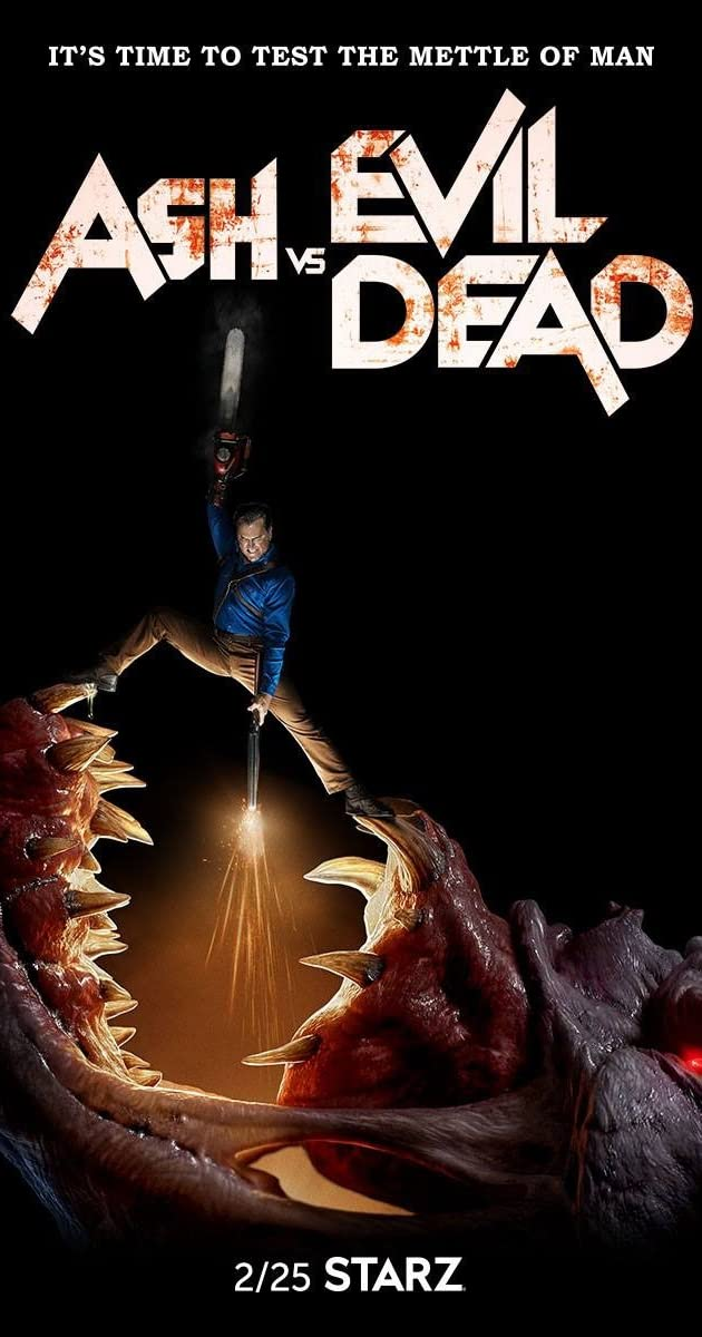 Ash vs Evil Dead (TV Series 2015–2018) - IMDb