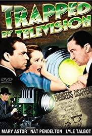 Trapped by Television (1936) Poster - Movie Forum, Cast, Reviews