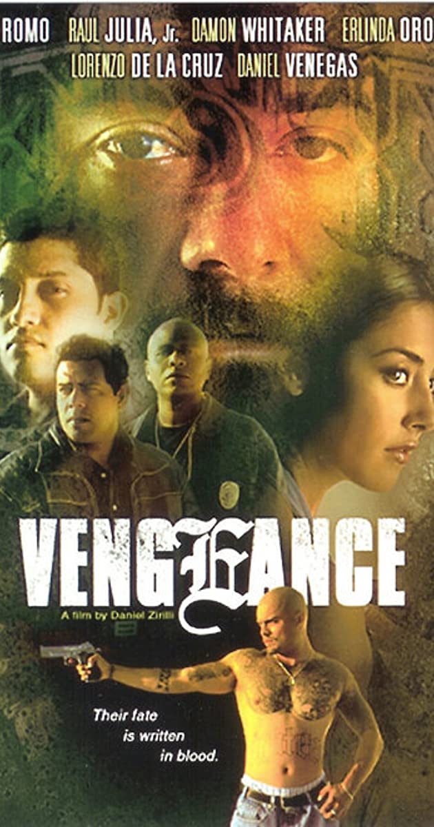 Subtitle of Vengeance