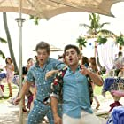 Zac Efron and Adam Devine in Mike and Dave Need Wedding Dates (2016)